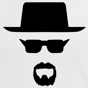 walter white T-Shirts - Women's Ringer T-Shirt