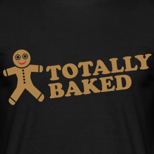 Totally Baked Tee shirts - T-shirt Homme