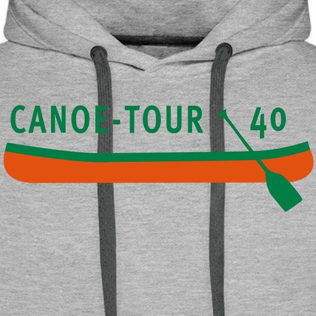 Canoe-Tour 40 Jahre