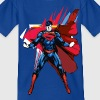 Superman Power Pose T-shirt barn - T-shirt barn