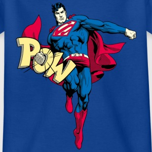 Tee-shirt Enfant Superman Pow - T-shirt Enfant