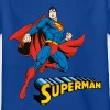 Superman T-Shirt für Kinder  - Kinder T-Shirt