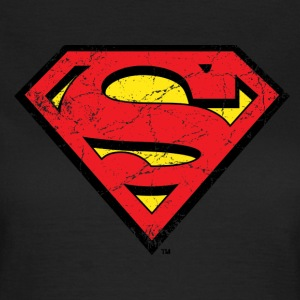 Superman S-Shield T-Shirt für Frauen  - Frauen T-Shirt