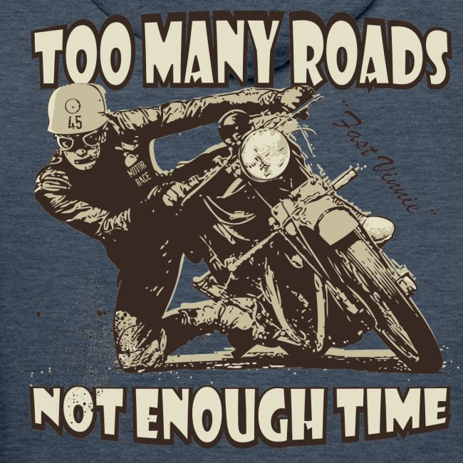 Too many roads