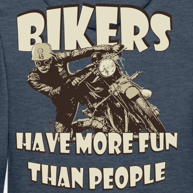 More fun than people