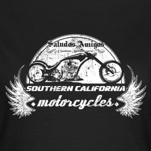 Southern California Motorcycles - Frauen T-Shirt