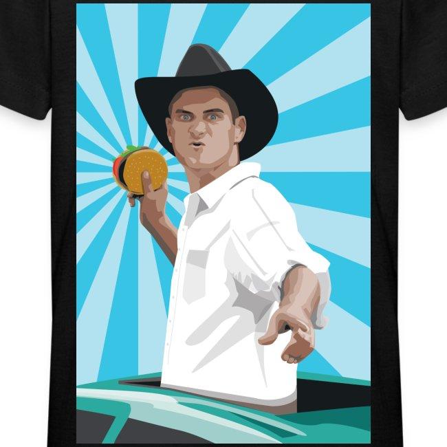 Bowl Off - Teenager T-Shirt