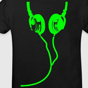 Coole Headphones T-Shirts - Kinder Bio-T-Shirt