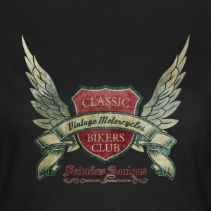 Classic Bikers Club - Frauen T-Shirt