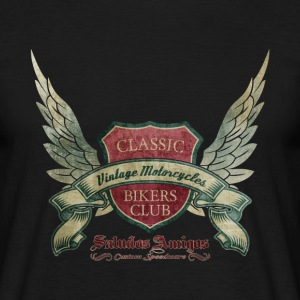 Classic Bikers Club - Männer T-Shirt