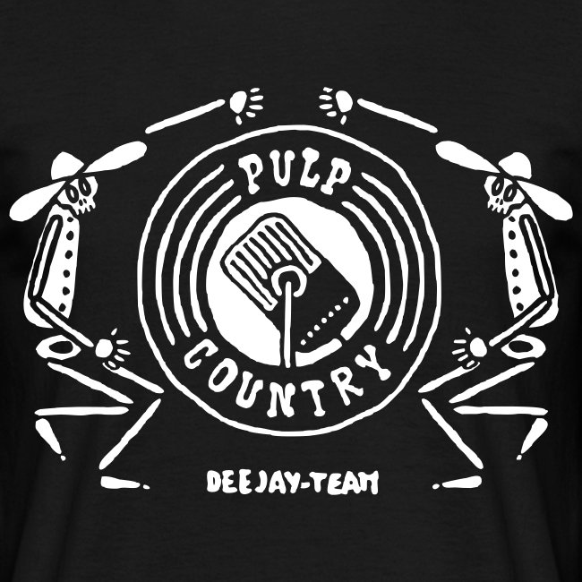 T-Shirt Pulp Country