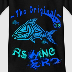 Fishing Hero Since 13 T-Shirts - Teenager T-Shirt
