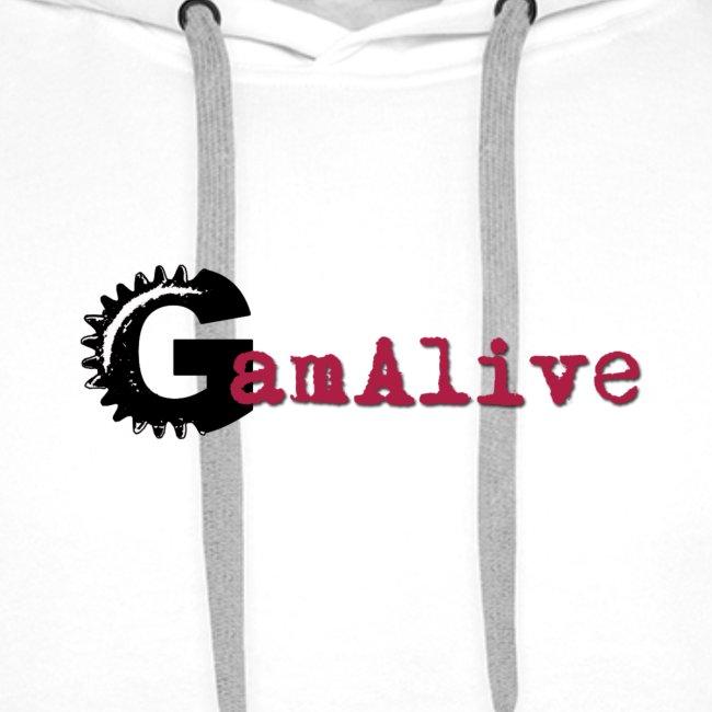 Sweat Capuche Logo GamAlive