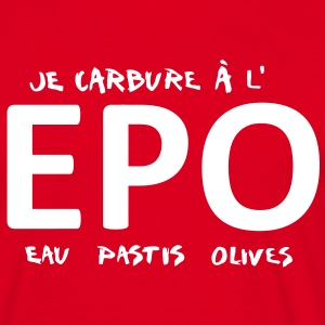 EPO Tee shirts - T-shirt Homme