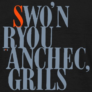 now's your chance girls... - Männer T-Shirt