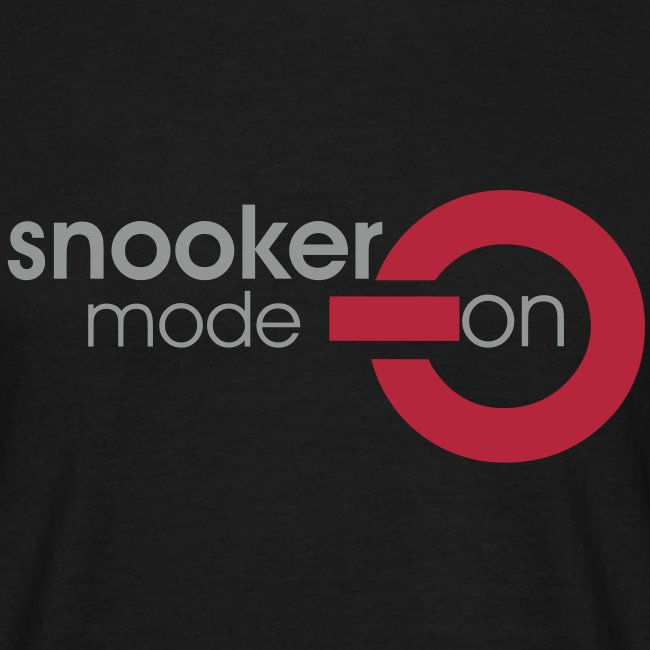 snooker mode on
