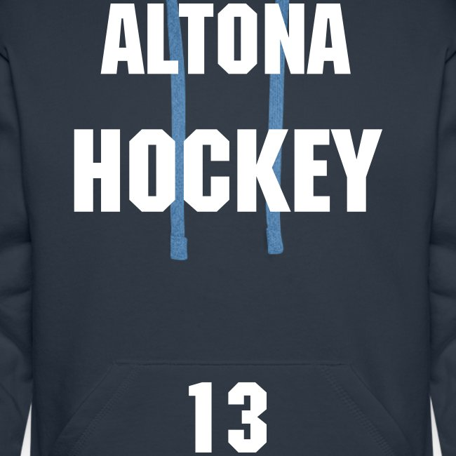 Altona Hockey HOODY Players Edition
