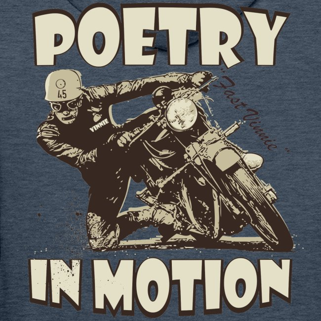 Poetry in motion