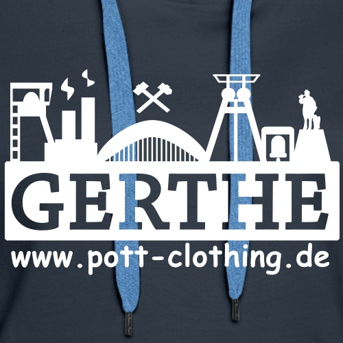 Skyline Bochum - Gerthe by Ruhrpott Clothing