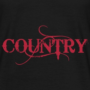 Country Tee shirts - T-shirt Homme