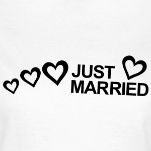 MARRIAGE, MARRIED, MARRIED, honeymoons, LOVE - Women's T-Shirt
