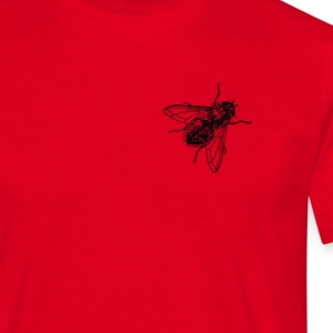mouche Tee shirts - T-shirt Homme