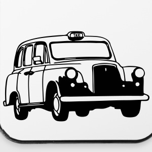 taxi Annet - iPhone 4/4s hard case