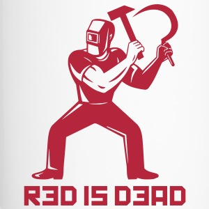 Red is Dead - Mug thermos