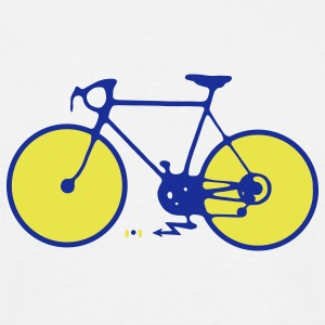 bicycle... - Männer T-Shirt