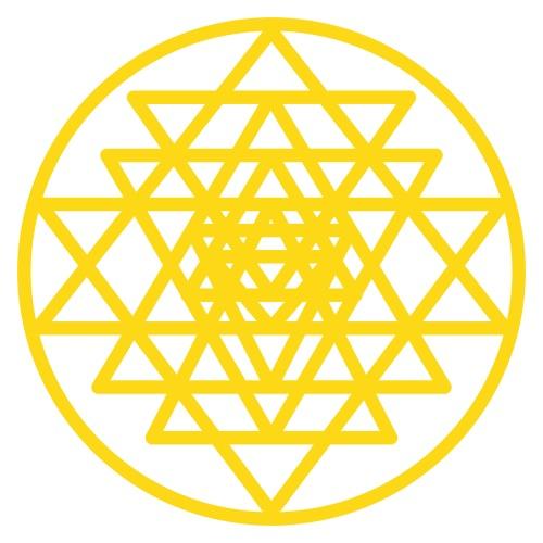 Sri Yantra Mandala Heilige Geometrie