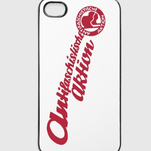 Antifaschistische Aktion - iPhone 4/4s Hard Case