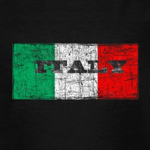 italy Shirts - Teenage T-shirt