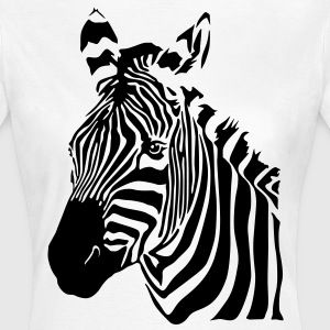 ZEBRA Frauen Top - Frauen T-Shirt