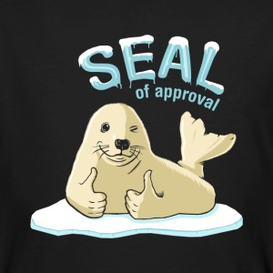 Seal of Approval - Men's Organic T-shirt