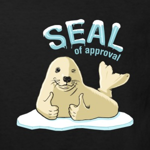 Seal of Approval - Kids' Organic T-shirt
