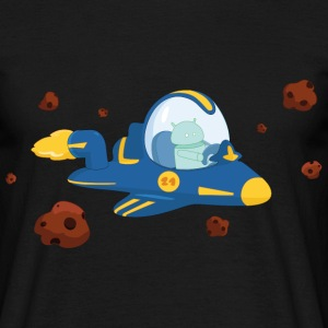 Space traveller T-Shirts - Men's T-Shirt