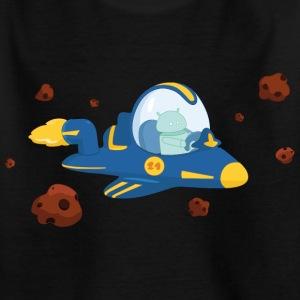 Space traveller Shirts - Kids' T-Shirt