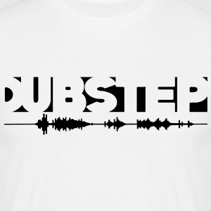 DUBSTEP,ELECTRO,MINIMAL,TECHNO,DANCE, MUSIC, EDM - Men's T-Shirt