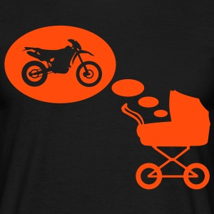 Stroller dream Enduro  T-Shirts - Men's T-Shirt