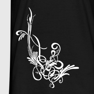 Indian Flower - Basis Shirt - Männer T-Shirt
