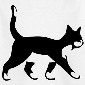 cute cat, kitten Shirts - Kids' T-Shirt