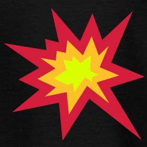 Explosion T-Shirts - Kinder T-Shirt