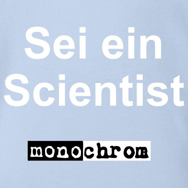 Sei ein Scientist - Baby