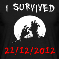 Design ~ 2012 Survivor T-Shirt