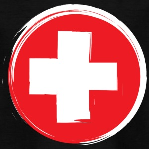 First Aid Symbol - Kids' T-Shirt