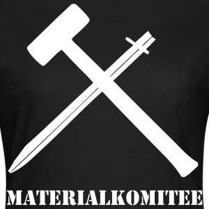Materialkomitee - Frauen T-Shirt