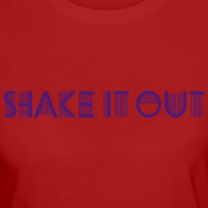 Shake It Out T-Shirts - Women's Organic T-shirt