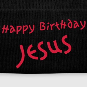 happy birthday jesus Caps & Mützen - Wintermütze