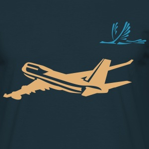 boeing_747 T-Shirts - Men's T-Shirt
