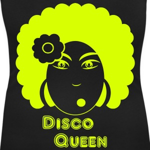 disco queen T-Shirts - Women's Scoop Neck T-Shirt